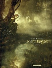 """Sortilèges"" de Munuera"